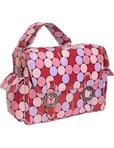 Coated Double Buckle Diaper Bag by Kalencom