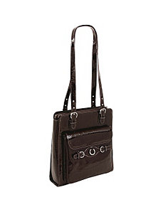 Monterosso Collection Genova Vertical Ladies Laptop Tote
