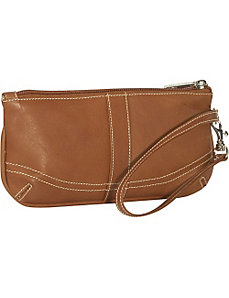 Ladies Large Wristlet
