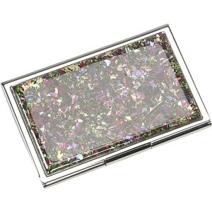 Mother of Pearl Business Card Case