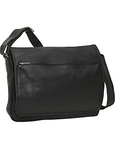 Laptop Messenger Bag by David King & Co.
