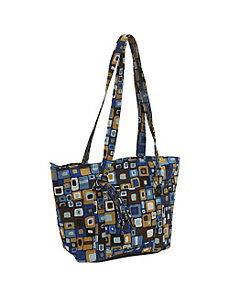 Leah Tote Toffee by Donna Sharp