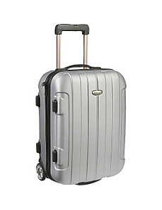 Rome 21' Hardside Rolling Carry-On by Traveler's Choice