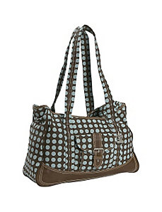 Heavenly Dots Week-Ender Bag by Kalencom