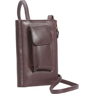Leather Purse w/Strap