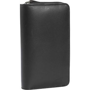 Women's Zip Leather Wallet
