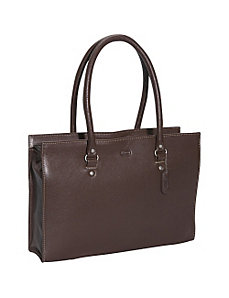 Allison Leather Handbag by Leatherbay