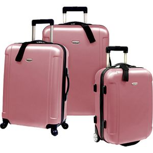 Freedom II - 3-Piece Hardside Spinner/Rolling Luggage Set