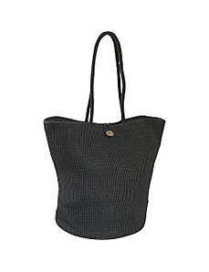 Large Jute Bag by Earth Axxessories