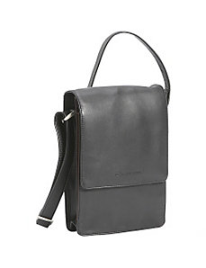 North/South Unisex Flap Over by Derek Alexander Leather