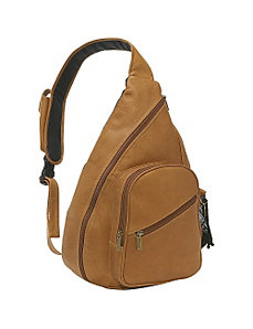 Backpack Style Cross Body Bag by David King & Co.