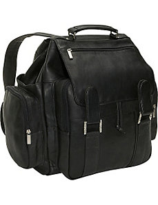 Top Handle Backpack by David King & Co.