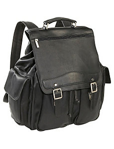 Jumbo Top Handle Backpack by David King & Co.