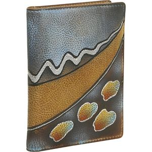 Passport cover-Abstract Twilight
