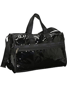 Medium Weekender (Patent) by LeSportsac