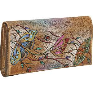 Multi Pocket Wallet/Clutch: Angel Wings