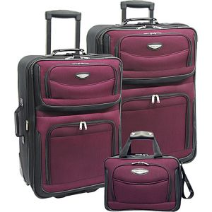 Amsterdam 3-Piece Travel Collection
