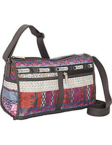 Deluxe Shoulder Satchel by LeSportsac