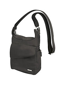 Carry Safe™ Messenger Bag by Travelon