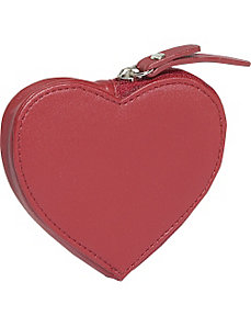 Heart Coin Purse by Clava