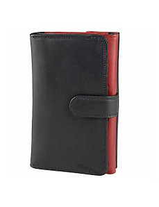 Ladies Trifold Wallet by Derek Alexander Leather
