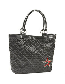 Quilted Tote - Houston Astros by Littlearth