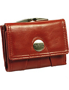 Button Up Frame Flap Multifunction by Kenneth Cole Reaction Wallets