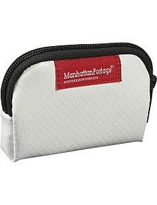 Vinyl Coin Purse by Manhattan Portage
