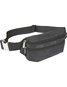 Double Zip Belt Bag by LeSportsac