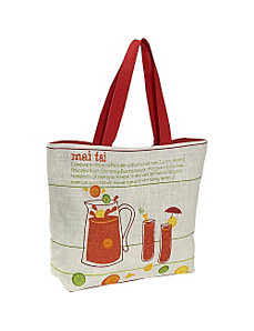 Happy Hour Tote by Earth Axxessories