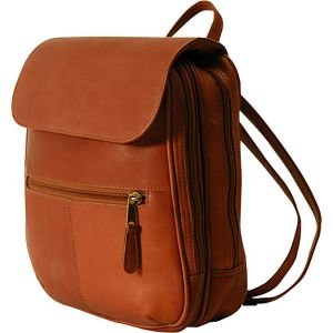 Flap Organizer Backpack