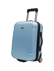 Freedom 21' Hardshell Wheeled Carry-On Suitcase by Traveler's Choice