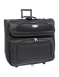 Amsterdam Business Rolling Garment Bag by Traveler's Choice