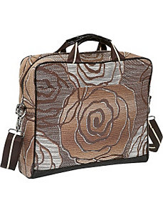 Rose Laptop Bag by Mellow World