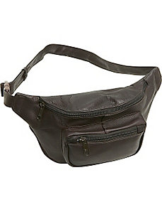 Waist Bag by Le Donne Leather
