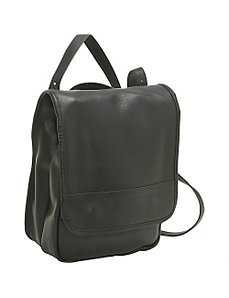 Convertible Back Pack Shoulder Bag by Le Donne Leather
