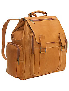 Large Traveler Back Pack by Le Donne Leather