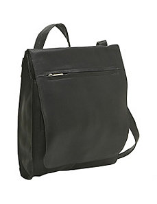 Organizer Shoulder Bag/Back Pack by Le Donne Leather
