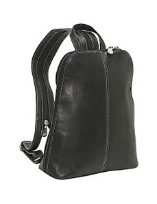 U-Zip Woman's Sling/Back Pack by Le Donne Leather