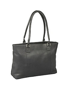 Women's Laptop/Handbag Brief by Le Donne Leather