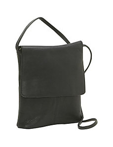Flap Over Mini by Le Donne Leather