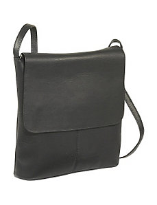 Simple Flap Over by Le Donne Leather