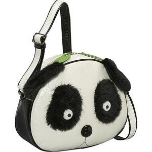 Panda Face Shoulder Bag