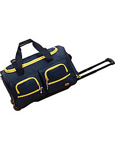 22' Rolling Duffle Bag by Rockland Luggage
