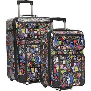 Wardrobe 2 Pc. Luggage Set
