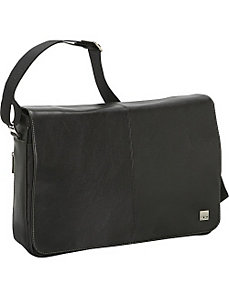 Bungo 17' Laptop Messenger by Knomo