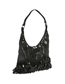 Multi Sequin Hobo by Prezzo
