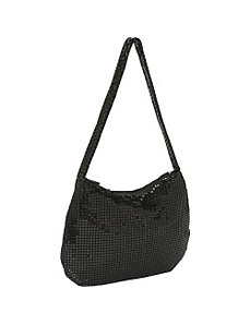 Metal Mesh Hobo by Prezzo