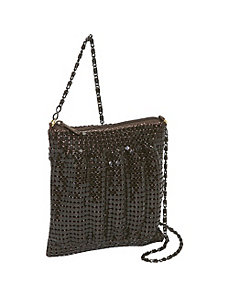 Metal Mess Cross Body by Prezzo