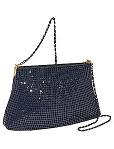 Metal Mesh Handbag by Prezzo